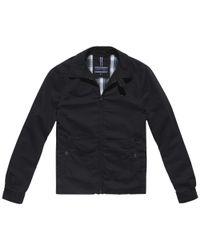 Tommy Hilfiger Black New Ivy Cotton Jacket for men