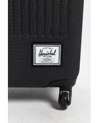 Herschel Supply Co. - Black Large Trade Suitcase for Men - Lyst