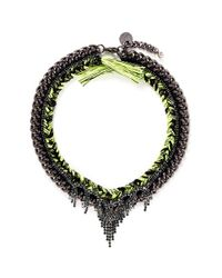 Venessa Arizaga - Multicolor 'green Mango' Necklace - Lyst