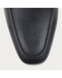 Bally Brian Men ́s Leather Loafer In Black for men