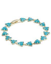 Kendra Scott | Metallic Ripley Bracelet | Lyst