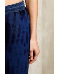 Gypsy 05 - Blue Night-Dyed Sweatpants - Lyst