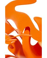 Rosie Assoulin | Roxanne Assoulin For Neon Orange Small Sculptural Ring | Lyst