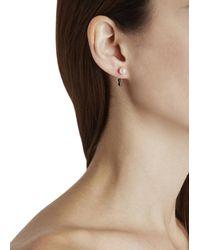 Katie Rowland | Pink Desi 18Kt Rose Gold Vermeil Pearl Earrings | Lyst