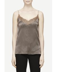 Rag & Bone | Brown Izabella Top | Lyst
