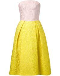 Mary Katrantzou | Pink 'Jq Nevis' Dress | Lyst