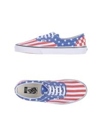 Vans - White Low-tops & Trainers for Men - Lyst