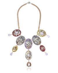 Bijoux De Famille | Multicolor Supernova Necklace | Lyst
