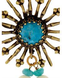Isabel Marant | Yellow Mild Star Tassel Drop Earrings | Lyst