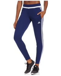 Adidas Originals | Blue Tiro 15 Climacool Training Pants | Lyst