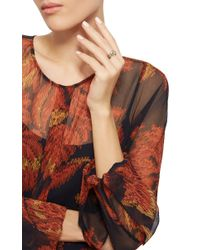 Daniela Villegas | Multicolor One Of A Kind Multi Ma'at Ring | Lyst