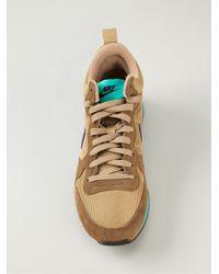 Nike - Brown 'Internationalist' Sneakers - Lyst