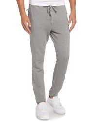 Calvin Klein | Gray Jaylon Sweat Pant for Men | Lyst