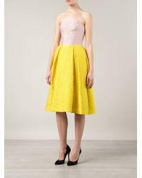 Mary Katrantzou - Pink 'Jq Nevis' Dress - Lyst