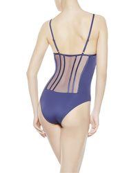 La Perla | Blue Swimsuit | Lyst