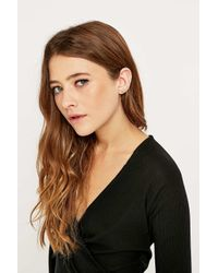 Urban Outfitters | Metallic Feather Ear Cuff | Lyst
