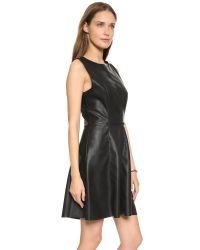 BB Dakota Black April Dress