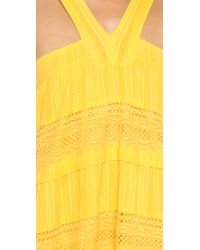 d.RA Yellow Shanna Dress