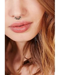 Urban Outfitters | Metallic Zoya Faux Nose Ring | Lyst