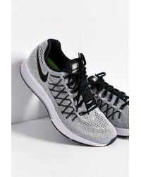 newest 1feaa b4e38 Women's Gray Air Zoom Pegasus 32 Sneaker