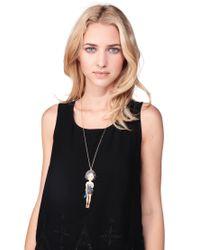 N2 | Black Necklace / Longcollar | Lyst