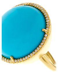 Irene Neuwirth | Blue Cocktail Ring | Lyst