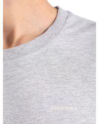 DIESEL | Gray Umlt-jake for Men | Lyst