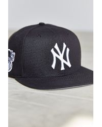 c9cd71158a2 Lyst - 47 Brand Sure Shot Yankees Snapback Hat in Black for Men
