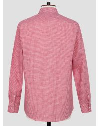 Thomas Pink - Pink Plato Single-cuff Gingham Shirt - For Men for Men - Lyst