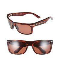 Kaenon - Orange 'burnet' 57mm Polarized Sunglasses - Lyst