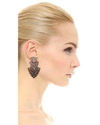 Samantha Wills - Brown Autumn Adventure Earrings - Lyst