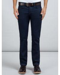 BOSS Blue Boss Orange Orange63 Slim Fit Jeans for men