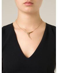 Shaun Leane   Blue Branch Pendant Necklace   Lyst