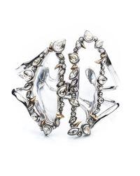 Alexis Bittar | Metallic Details Materials Dimensions | Lyst