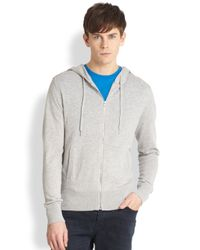 Burberry Brit | Gray Jegar Hoodie for Men | Lyst