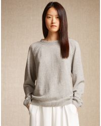 Belstaff | Gray Wen Sweater | Lyst