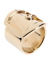 Givenchy - Metallic Ring - Lyst
