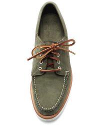 Eastland Green Bremen Usa Moc Shoes for men