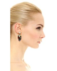 Lizzie Fortunato - Multicolor Marquee Earrings - Multi - Lyst
