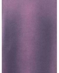 Our Legacy - Purple Raw Edge Sweatshirt for Men - Lyst