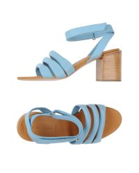 See By Chloé Blue Sandals