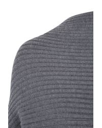 Dorothee Schumacher - Gray Soft Embrace Pullover 1/1 - Lyst