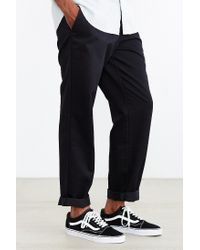 Dickies - Black Relaxed Tapered Leg Pant for Men - Lyst