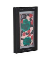 Marc By Marc Jacobs - Yellow Mirror Jerrie Rose Iphone Case - Lyst
