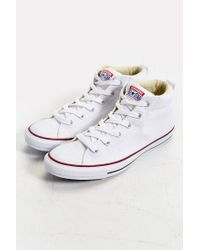 Converse - White Chuck Taylor All Star Street Sneaker for Men - Lyst