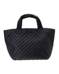 MZ Wallace | M Z Wallace Small Metro Tote Black Nylon | Lyst