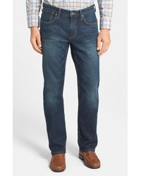 Tommy Bahama | Blue 'dallas' Straight Leg Jeans for Men | Lyst