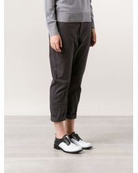 Hope Gray Relaxed Trousers