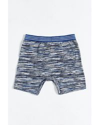 Urban Outfitters | Blue Spacedye Boxer Brief for Men | Lyst