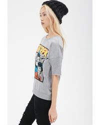 Forever 21 Gray Star Trek Sweatshirt